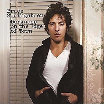 Bruce Springsteen - mörker på Edge of Town [CD] USA import