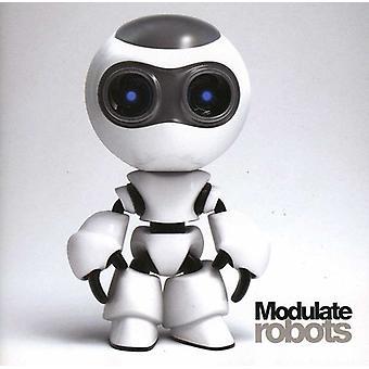 Modulera - robotar [CD] USA import