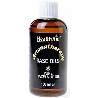 Health Aid Hazelnut Base Oil 100Ml. Health Aid