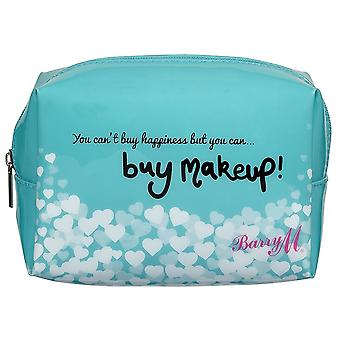 Barry M Make-Up Bag-You Can't Buy Happiness But You Can Buy Makeup