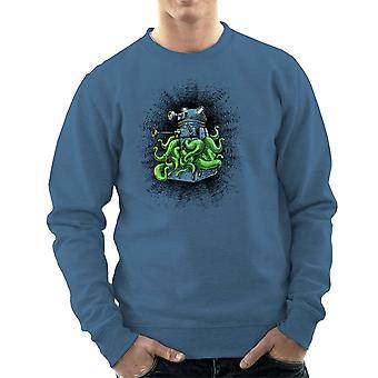 Doctor Who Dalek Tentacles Men's Sweatshirt