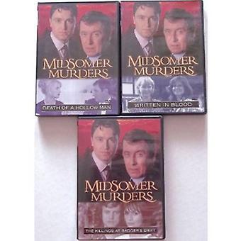 Midsomer Murders Club Set 1 [DVD] USA import