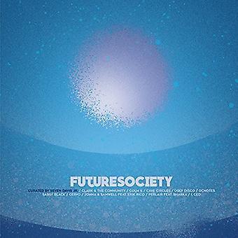 Forskellige kunstner - fremtidens samfund - kurateret af syv Davis [CD] USA import