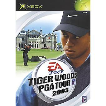 Tiger Woods PGA Tour 2003 (Xbox)