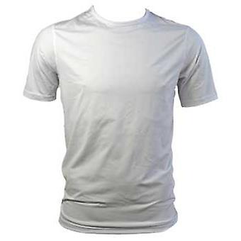 Refroidisseurs de CCC de l'équipage à manches courtes tee shirt [blanc]