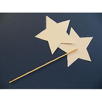 Basic Wand Craft Kit for Kids - Makes 10 | Wand Making for Kids