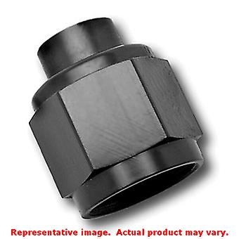 Russell Adapter Fitting - Misc 661963 Black -6AN Fits:UNIVERSAL 0 - 0 NON APPLI