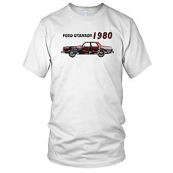 Ford Granada 80s oldtimer Mens T Shirt