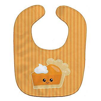 Carolines Treasures  BB8764BIB Fall Pumpkin Pie Baby Bib