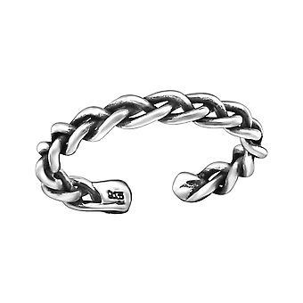 Chain - 925 Sterling sølv Toe ringer - W29392x