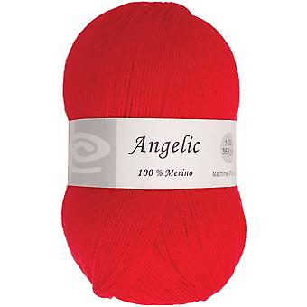 Angelic Yarn Christmas Red Q105 L045