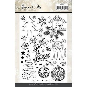 Find It Trading Jeanine's Clear Stamps 6