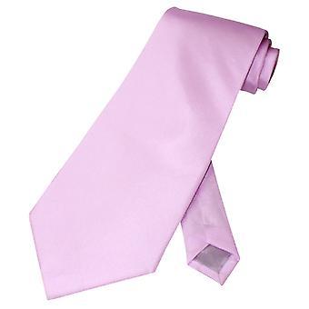 100% SILK NeckTie Solid Men's Neck Tie