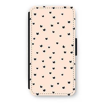 iPhone 7 Plus estuche Flip - gatos poco