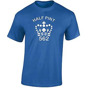 Media pinta 562 beber Alcohol Vincent Eastenders para hombre camiseta 10 colores (S-3XL) por swagwear