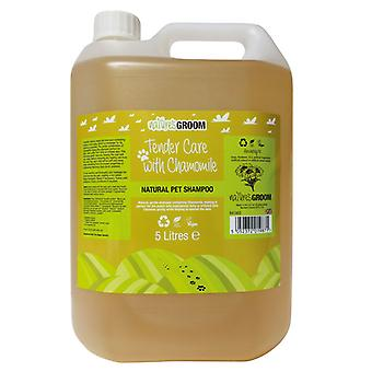 Natures Groom Tender Care With Chamomile Shampoo 5L