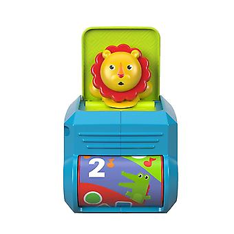 Fisher-Price Fhf77 Jack In The Box