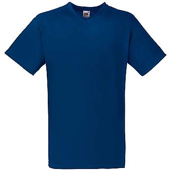 Fruit of the Loom Valueweight v-neck T Shirt