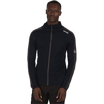 Regatta Mens Tunkin Supersoft Merino Wool Baselayer Full Zip Jacket
