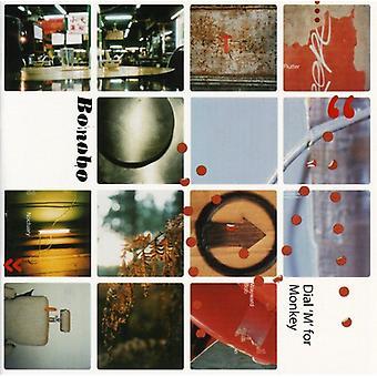 Bonobo - importación de Estados Unidos Dial M para Monkey [CD]