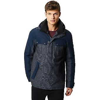 Regatta Mens Barric Isotex Insulated Breathable Waterproof Coat Jacket
