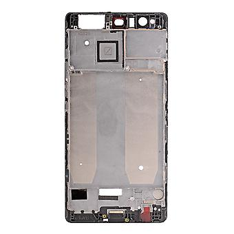 For Huawei P9 Plus - LCD Frame Bezel Plate - Black |iParts4u