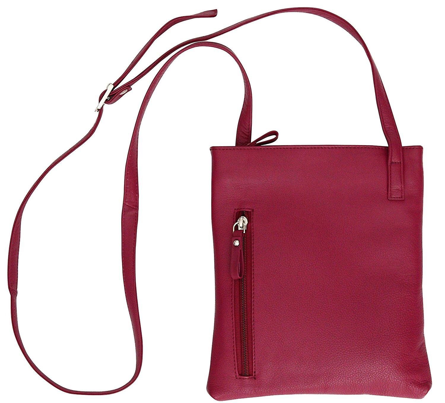 Luxury Genuine Leather Ladies Cross Body Bag Small Hand Bag Shoulder Case With Dust Bag