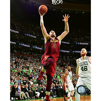 Kevin Love 2017-18 Playoff Action Photo Print