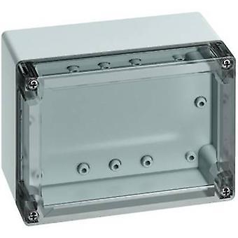 Spelsberg TG ABS 1612-9-to Build-in casing 162 x 122 x 90 Acrylonitrile butadiene styrene Light grey (RAL 7035) 1 pc(s)