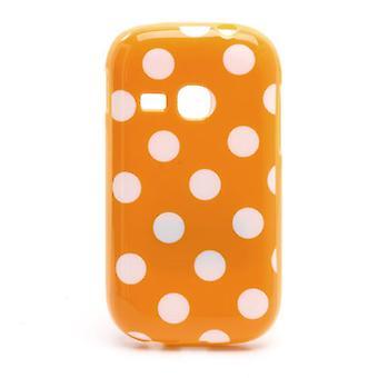Schutzhülle für Handy Samsung Galaxy Young S6310 orange