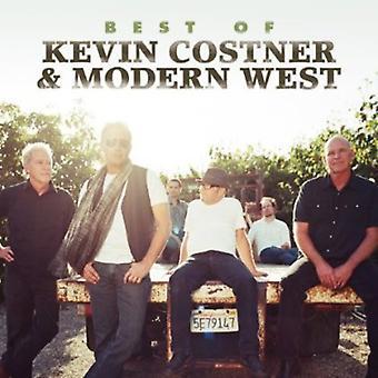 Kevin Costner & Modern West - Best of [CD] USA import