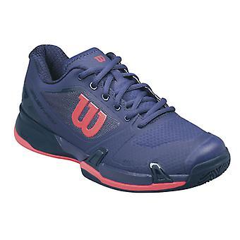 Wilson Rush Pro 2.5 clay court women's WRS323040 astral blue aura/evening