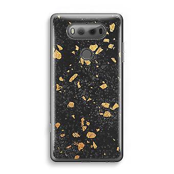 LG V20 Transparent Case - Terrazzo N°7