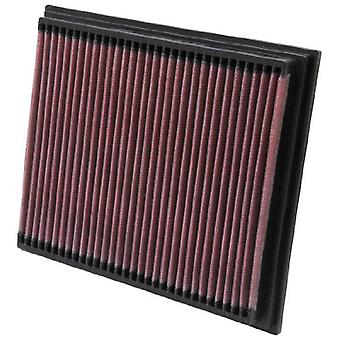 K&N 33-2767 High Performance Replacement Air Filter
