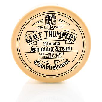 Geo F Trumper Almond Soft Shaving Soap Pot - 200g