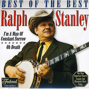Ralph Stanley - Best of the Best [CD] USA import