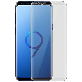 5D Full Cover tempered glass screen protector for Galaxy S9 - 9H hardness