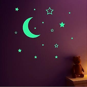 Светящиеся в темноте звезды
