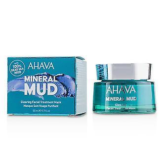AHAVA Mineral mudder Clearing ansigtsbehandling maske - 50ml/1.7 oz