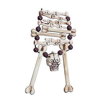布诺夫骷髅骨项链