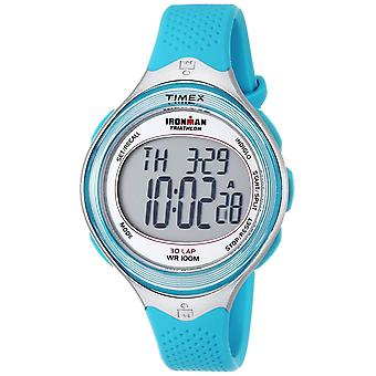 Timex 30-Lap Mid Size Clear View Ladies Watch T5K602