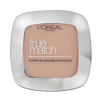 Loreal True Match polvo R2/C2 rosa vainilla 9 g