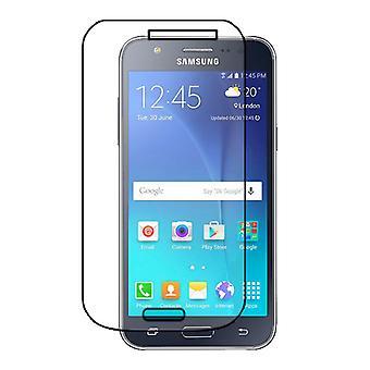 Hartglas-Display-Schutzfolien Samsung Galaxy J5 transparent