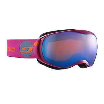 Julbo Atmo Fuchsia Orange Flash blue