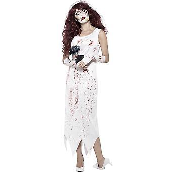 Traje de novia Zombie, grandes