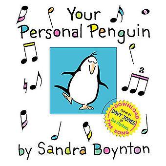 Din personliga pingvin av Sandra Boynton - 9780761143727 bok