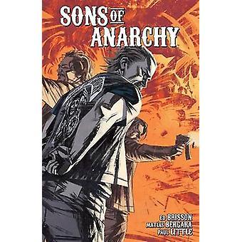 Sons of Anarchy - Vol. 4 door Ed Brisson - Matias Bergara - Kurt Sutter