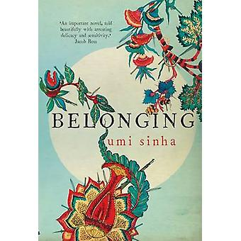 Belonging by Umi Sinha - 9781908434746 Book