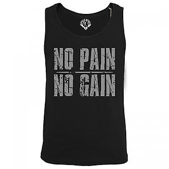 Gorilla Sports Tank Top NO PAIN NO GAIN