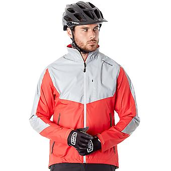 Altura Fiery Red-Reflective 2017 Nightvision Evo 3 Cycling Waterproof Jacket
